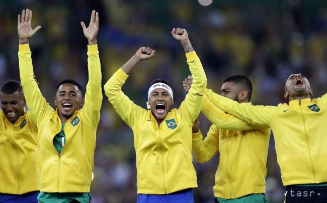 b08e177100285 Novým lídrom rebríčka FIFA je Brazília, Slovensko kleslo - 24hod.sk