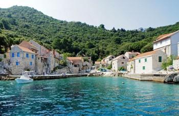 Chorvátsky ostrov Lastovo ponúka meter pôdy len za jeden cent