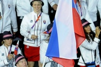 Slovenská olympijská výprava