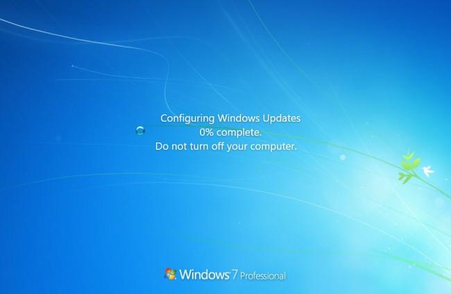 Vystrašte svojich kolegov preinštalovaním ich Windowsu