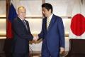Putin bude rokovať s japonským premiérom o KĽDR