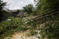 REPORTÁŽ: Po záplavách hrozia v Západnej Virgínii ďalšie zrážky