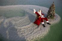 Santa Claus na dovolenke